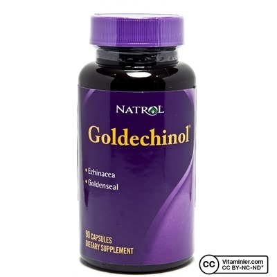 Natrol Goldechinol 90 Kapsül