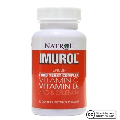 Natrol Imurol 30 Kapsül
