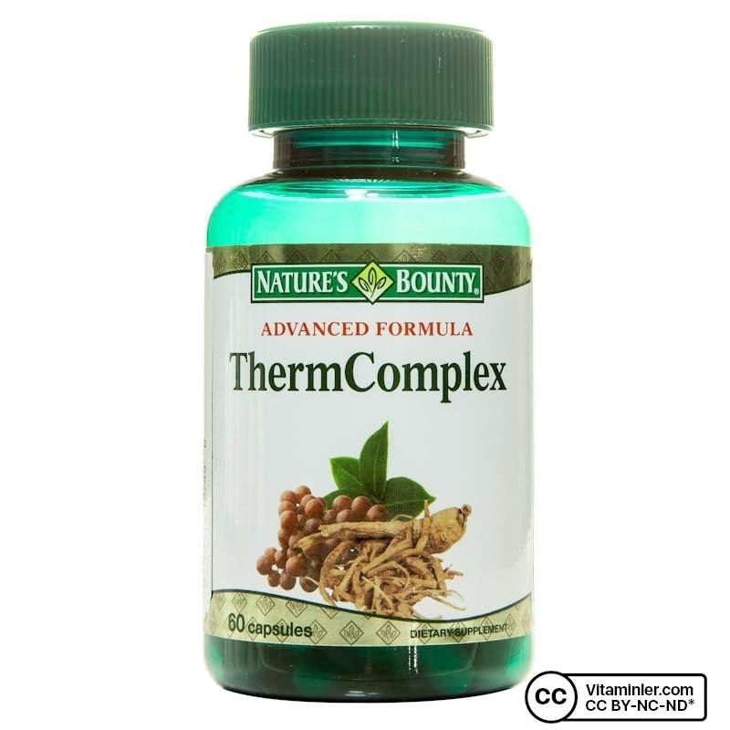 Nature's Bounty ThermComplex 60 Kapsül