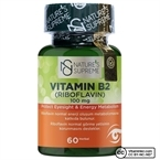 Nature's Supreme Vitamin B2 100 Mg 60 Kapsül