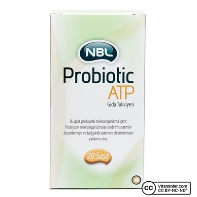 NBL Probiotic ATP 20 Saşe