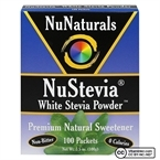 NuNaturals NuStevia Powder 100 Paket