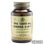 Solgar Omega 3-6-9 Efa 1300 mg 60 Kapsül