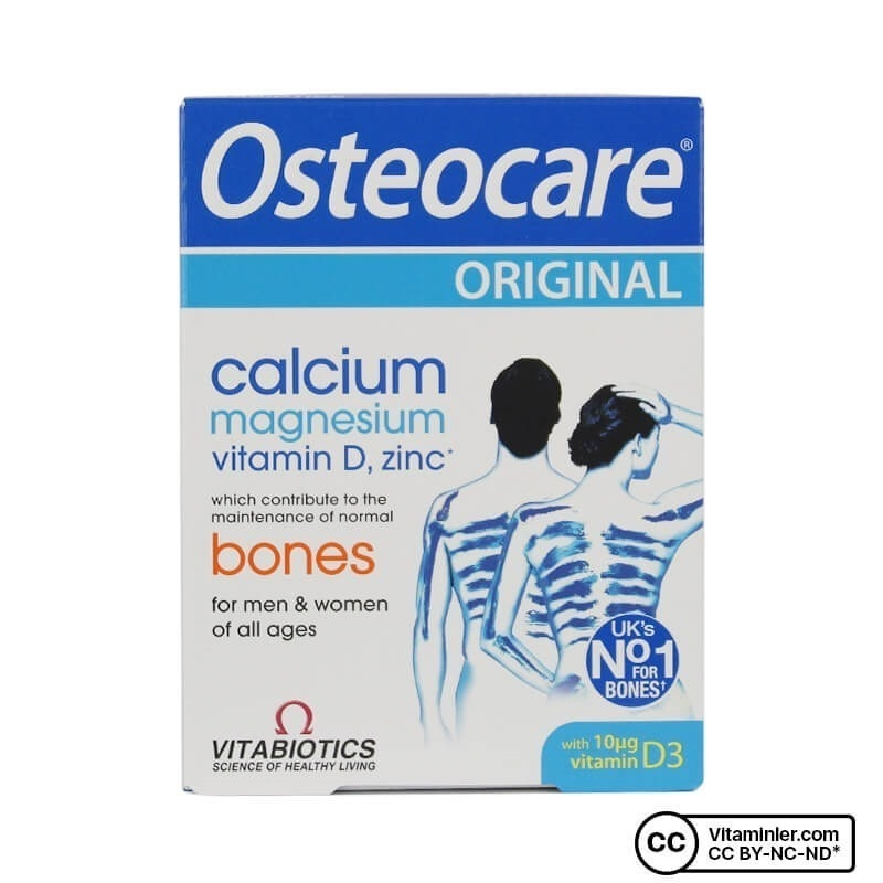 Vitabiotics Osteocare 30 Tablet