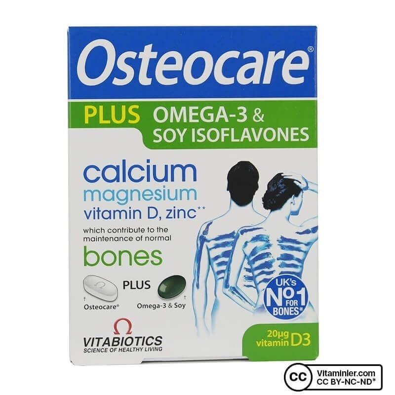 Vitabiotics Osteocare Plus 84 Tablet