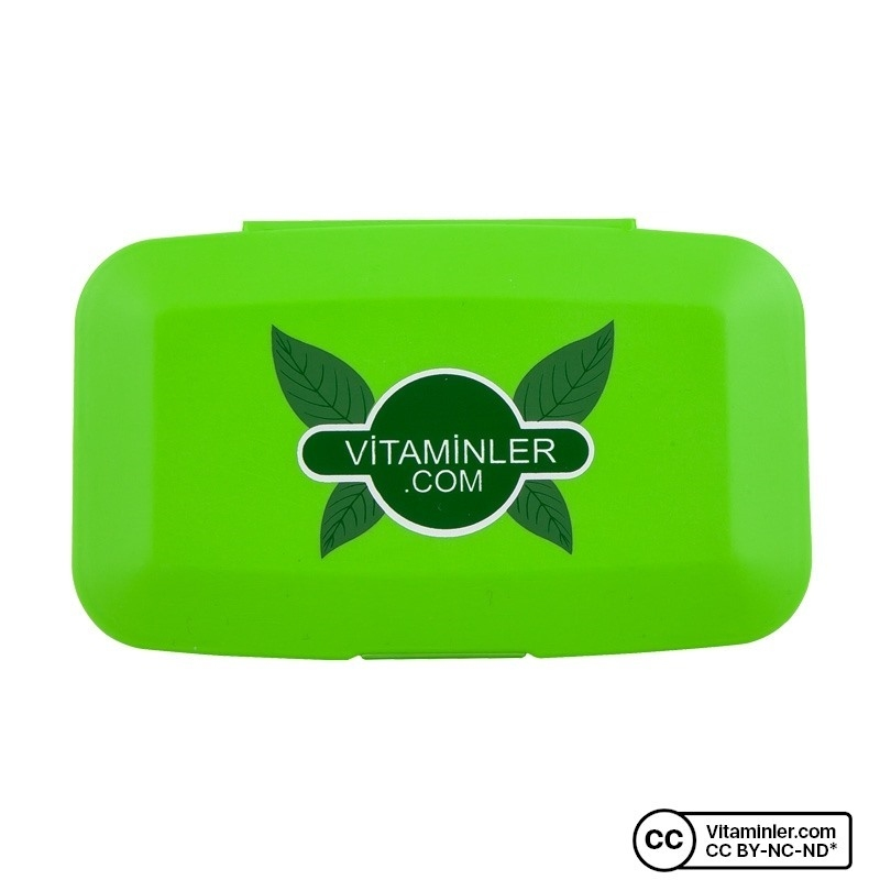 Vitaminler.Com Pillbox