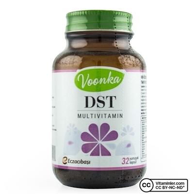 Voonka DST Multivitamin 32 Kapsül