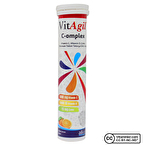 Allergo VitAgil C-omplex 20 Efervesan Tablet
