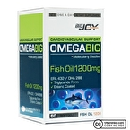 Bigjoy Vitamins Omegabig Balık Yağı 60 Kapsül