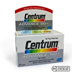 Centrum Advance 50+ Multivitamin 30 Tablet