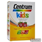 Centrum Kids Multivitamin 30 Çiğneme Tableti