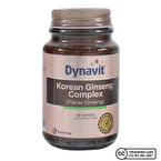 Dynavit Korean Ginseng Complex 30 Kapsül