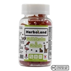 Herbaland Gummy Vegan Multivitamins & Minerals 60 Tablet