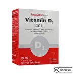 Imuneks Vitamin D3 1000 IU 20 mL Sprey