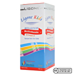 Ligone Kids Multivitamin Şurup 150 mL