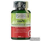 Nature's Supreme Ester-C 1000 Mg C Vitamini 60 Tablet