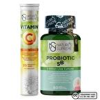 Nature's Supreme Vitamin C + Probiyotik Kombinasyonu