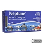 Neptune Omega-3 Balık Yağı 30 Kapsül