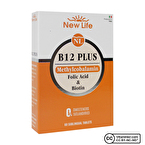 New Life B12 Plus 60 Dilaltı Tablet