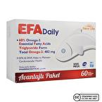 New Life Efa Daily Omega 3 60 Kapsül