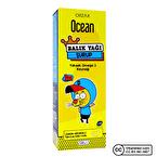 Ocean Balık Yağı Surup Kral Şakir 150 mL