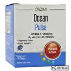 Ocean Pulse Omega 3 30 Kapsül