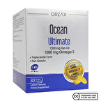 Ocean Ultimate 1200 Mg Balık Yağı 30 Kapsül