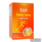 Ocean Vitamin C 1000 Mg 30 Tablet