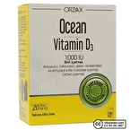 Ocean Vitamin D3 1000 IU 20 mL
