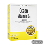 Ocean Vitamin D3 400 IU 20 mL