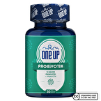 One Up Probiyotik Prebiyotik 30 Kapsül