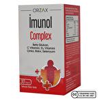 Orzax Imunol Complex 30 Kapsül