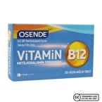 Osende Vitamin B12 30 Tablet