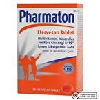 Pharmaton Efervesan Tablet 20 Tablet