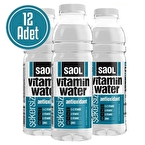 Saol Vitamin Water Antioxidant 500 mL 12 Adet