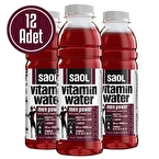 Saol Vitamin Water Men Power 500 mL 12 Adet