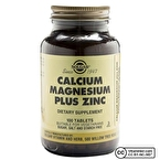 Solgar Calcium Magnesium Plus Zinc 100 Tablet
