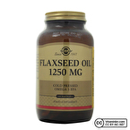 Solgar Flaxseed Oil 1250 Mg 100 Softjel
