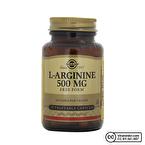 Solgar L-Arginine 500 Mg 50 Kapsül