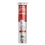 Sunlife Multivitamin & Mineral + Ginseng Efervesan 20 Tablet