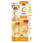 Sunlife Vitamin C Extra 20 Efervesan Tablet
