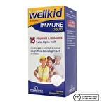 Vitabiotics Wellkid Immune Liquid Sıvı Multivitamin 150 mL
