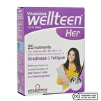 Vitabiotics Wellteen Her 30 Tablet