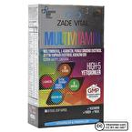 Zade Vital Multivitamin 30 Kapsül