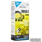 Zade Vital Premium Omega 3 Balık Yağı Şurubu 200 mL