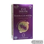 Zade Vital Sambucus (Kara Mürver) 15 Kapsül