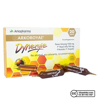 Arkopharma Dynergie 20 Ampül