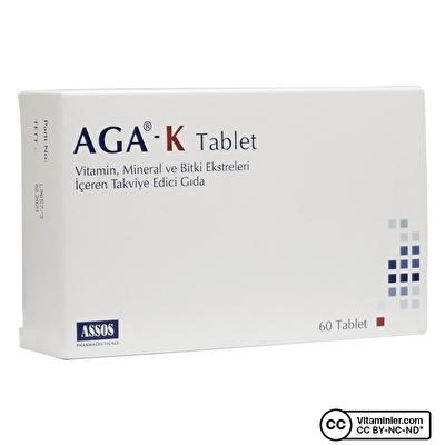 Assos Aga-K 60 Tablet