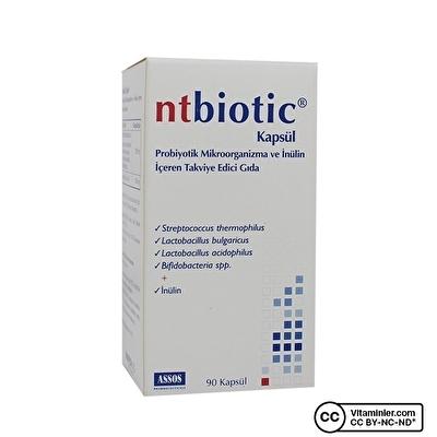Assos NT Biotic 90 Kapsül