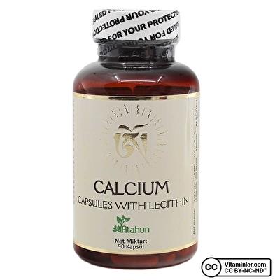 Atahun Calcium Lecithin 90 Kapsul